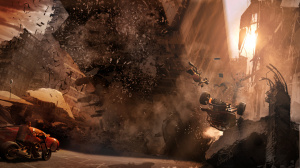 E3 2010 : MotorStorm Apocalypse