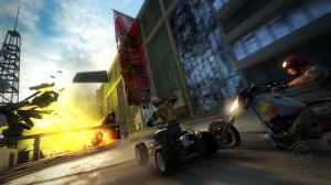 MotorStorm Apocalypse présente le circuit Skyline