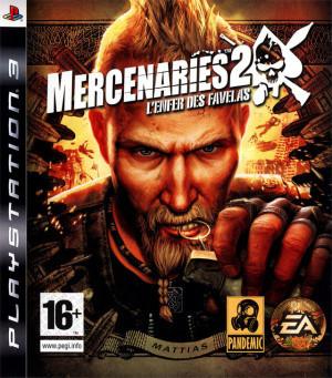 Mercenaries 2 : L'Enfer des Favelas sur PS3