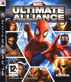 Marvel Ultimate Alliance sur PS3