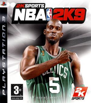 NBA 2K9 sur PS3