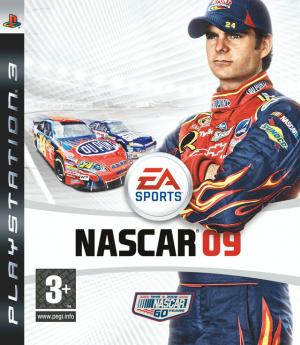 NASCAR 09 sur PS3