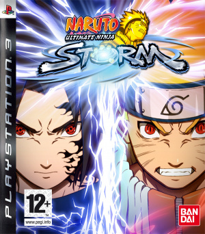Naruto : Ultimate Ninja Storm sur PS3
