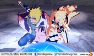 Naruto Shippuden : Minato en mode... (spoiler !)