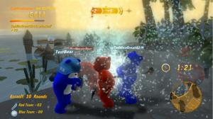 Le multijoueur de Naughty Bear illustré