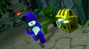 Encore du contenu pour Naughty Bear