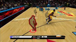 Images : NBA 07 sur le parquet