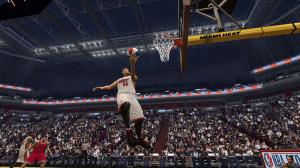 Images : NBA '08 rebondit sur PS3