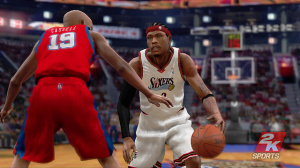 Images : NBA 2K7 sur PS3