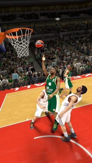 L'Euroligue dans NBA 2K14