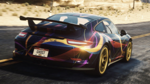 Need for Speed Rivals : Flics et tuning