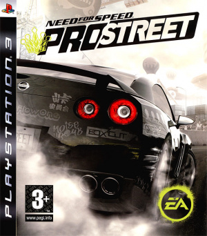Need for Speed ProStreet sur PS3
