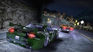 Images : Need For Speed Carbon, noir comme la suie