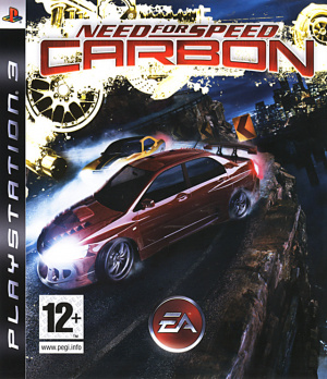 Need for Speed Carbon sur PS3