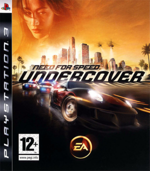 Need for Speed Undercover sur PS3