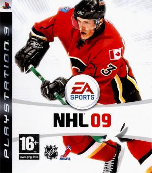 NHL 09 sur PS3