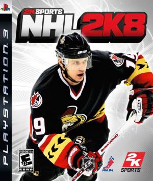 NHL 2K8 sur PS3