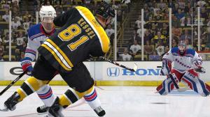 TGS 2009 : Images de NHL 10