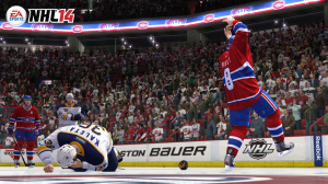 Un mode old-school dans NHL 14