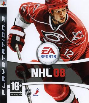 NHL 08 sur PS3