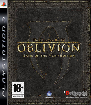 The Elder Scrolls IV : Oblivion Edition Jeu De L'Annee sur PS3