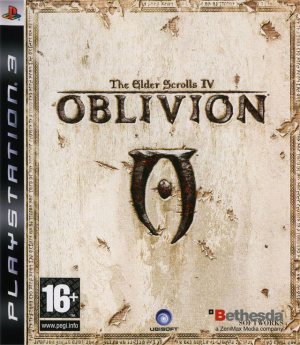 The Elder Scrolls IV : Oblivion sur PS3
