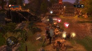 Overlord en démo sur PS3