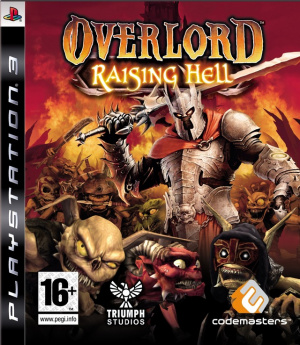Overlord : Raising Hell (PS3)
