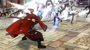 One Piece : Pirate Warriors 2 rencontre One Piece Film Z