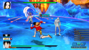 E3 2014: One Piece Unlimited World Red s'illustre