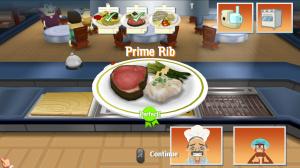 Images de Order Up!! sur PS3