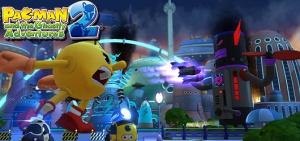 Jaquette de Pac-Man et les Aventures de Fantômes 2 - TGS 2014 sur PS3