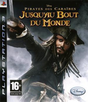 Pirates des Caraïbes : Jusqu'au Bout du Monde sur PS3