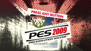 GC 2008 : Images de PES 2009