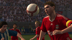 PES 2009 : l'UEFA Champions League en exclu