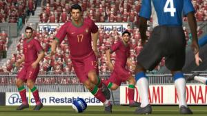 Cristiano Ronaldo a choisi PES 2008