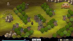 TGS 07 : Images : PixelJunk Monsters