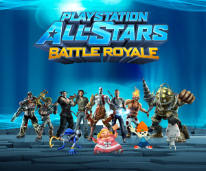 Superbot laisse PlayStation All-Stars Battle Royale à Sony