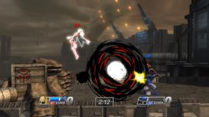 Images de Kat et Emmett dans PlayStation All-Stars Battle Royale