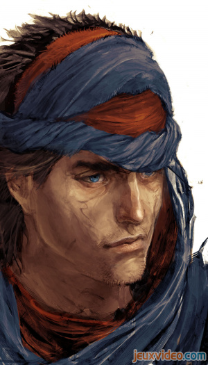 Images exclusives de Prince Of Persia