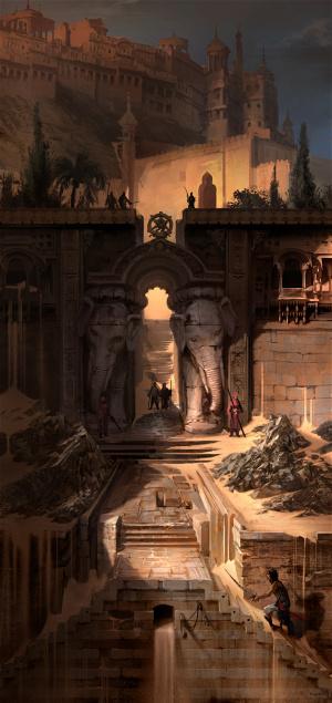 Images et infos sur le prochain Prince of Persia