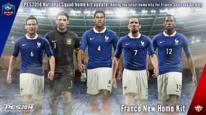 PES 2014 : Un DLC Coupe du Monde en mars