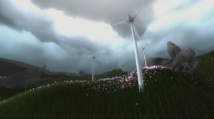 E3 2008 : Images de Flower