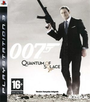 007 : Quantum of Solace sur PS3