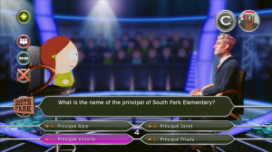 Un pack South Park pour Qui Veut Gagner des Millions ?