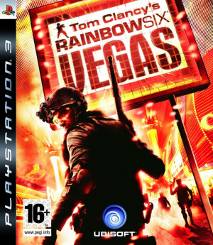 Rainbow Six Vegas sur PS3