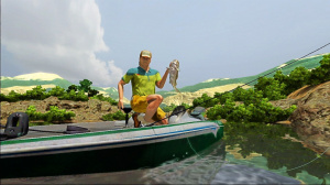 GC 2008 : Images de Rapala Fishing Frenzy