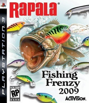 Rapala Fishing Frenzy sur PS3