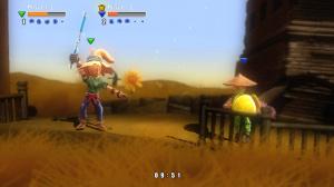 Ragdoll Kung Fu PS3 : 2 nouveaux personnages
