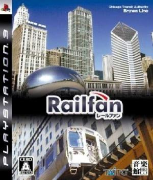 Railfan sur PS3